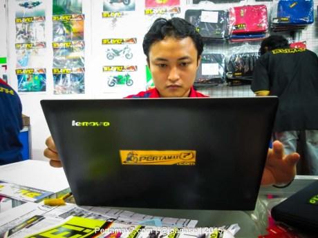 Pameran Kumputer Jogja APKOM New Year Expo 2015 pertamax7.com_-6