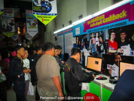 Pameran Kumputer Jogja APKOM New Year Expo 2015 pertamax7.com_-9