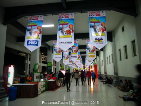 Pameran Kumputer Jogja APKOM New Year Expo 2015 pertamax7.com_