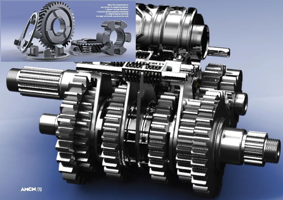Movistar Yamaha Motogp Gunakan M1 full seamless shift gearbox Upshift dan Downshift di Winter ...