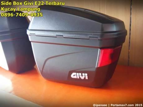Side Box E22 Kucay Lampung Indonesia 002 Pertamax7.com