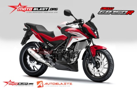 Sketsa New Honda CB150R facelift 2015 K15G 001 pertamax7.com