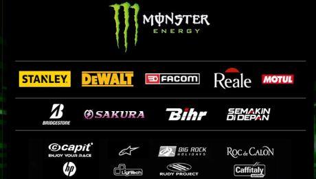 sponsor yamaha tech3 motogp 2014