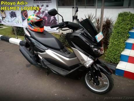 Testride Gratis Yamaha NMAX 155 005 Pertamax7.com