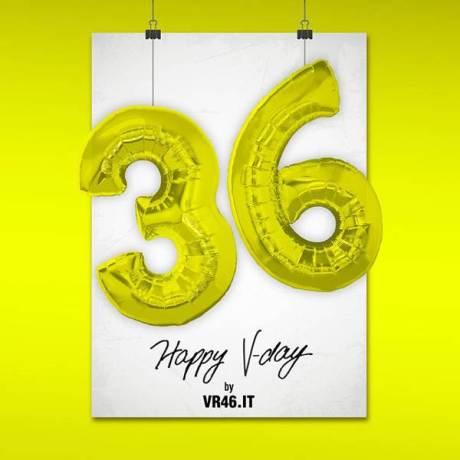 ulang tahun rossi ke 36