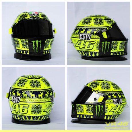 Valentino Rossi Helmet Pre Season motogp Sepang 2015  003 pertamax7.com
