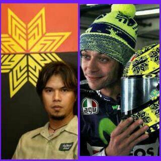 Valentino Rossi Helmet Pre Season motogp Sepang 2015  004 pertamax7.com