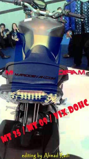 Yamaha MT-250 003 pertamax7.com