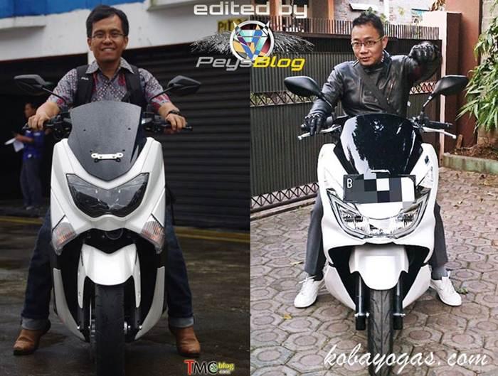 Vespa Vs Honda Pcx 150 Autos Post