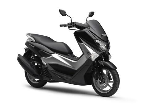 Yamaha NMAX 155 Zenit Black