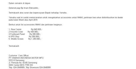 Aksesoris Yamaha NMAX 155 Indonesia berbasis Yamaha XMAX 125 Eropa 012
