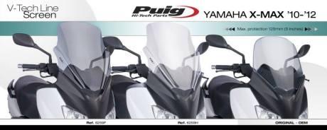 Aksesoris Yamaha NMAX 155 Indonesia berbasis Yamaha XMAX 125 Eropa 013