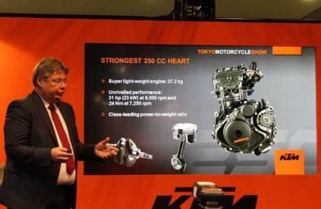 engine ktm duke 250 hi power 31 HP