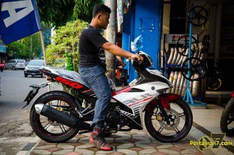 First Impression Yamaha jupiter MX king 150 003pertamax7.com
