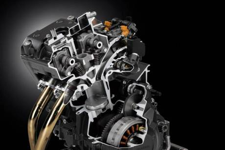 Honda cbr500r-engine