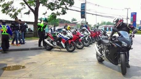 Honda CBR500R thailand hot shoot tmcblog,com