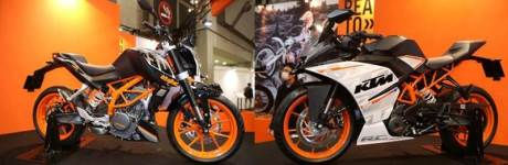 ktm duke 250 vs ktm RC250