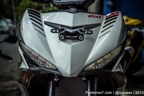Lampu Senja Yamaha Jupiter MX king 150 LED tajam keren 003pertamax7.com
