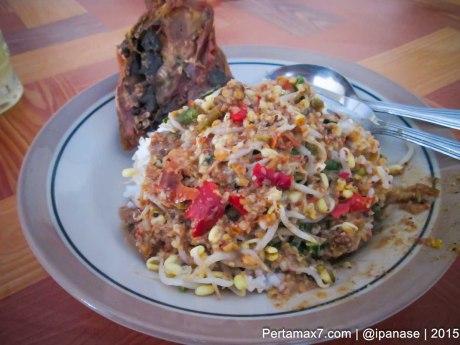 Makan Siang Nasi Pecel Mbok Sinem Sukoharjo Pertamax7.com_-4