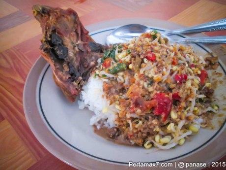 Makan Siang Nasi Pecel Mbok Sinem Sukoharjo Pertamax7.com_-5
