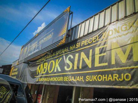 Makan Siang Nasi Pecel Mbok Sinem Sukoharjo Pertamax7.com_-9