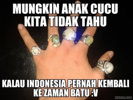 Meme Lucu Batu Akik Terbaru 006