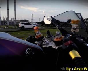 Modifikasi Yamaha r25 Bunglon ala Aryo W001 Pertamax7.com