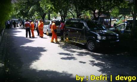 Parkir Sembarangan Roda di gembok Petugas di Solo 004 Pertamax7.com