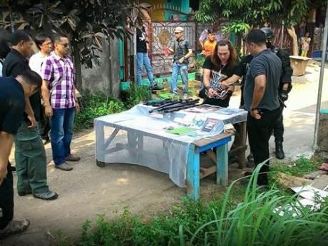 Penggerebekan diduga ISIS di Bekasi indonesia 002 Pertamax7.com