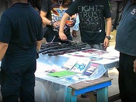 Penggerebekan diduga ISIS di Bekasi indonesia 004 Pertamax7.com