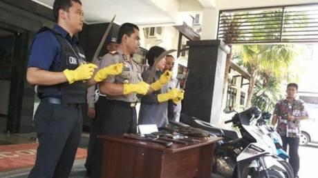 polisi tembak mati pencuri motor di malang jatm