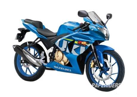 Rekaan Suzuki GSX 150 R Full fairing 2015