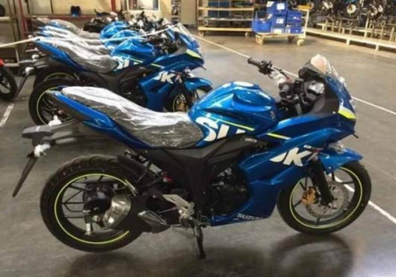 Suzuki-Gixxer SLK motosport full fairing 150 india