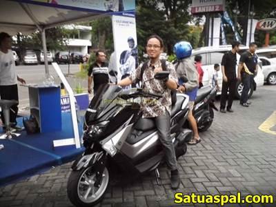 testride Yamaha Nmax 155 di Solo Enak Banget 000 Pertamax7.com