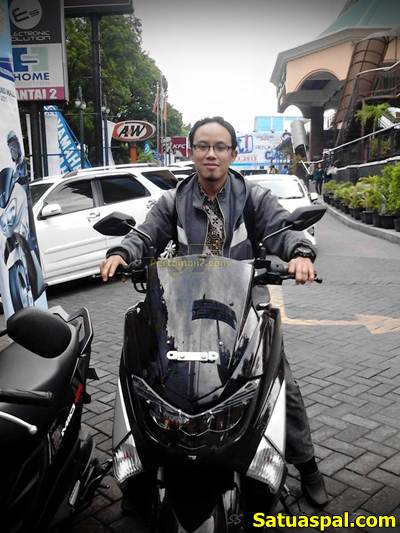 testride Yamaha Nmax 155 di Solo Enak Banget 001 Pertamax7.com