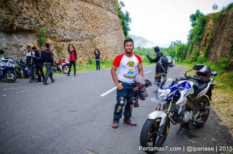 Touring Gabungan Yamaha R15 Sejatim dihadiri 200 Motor ke pantai soge Pacitan Pertamax7.com-12