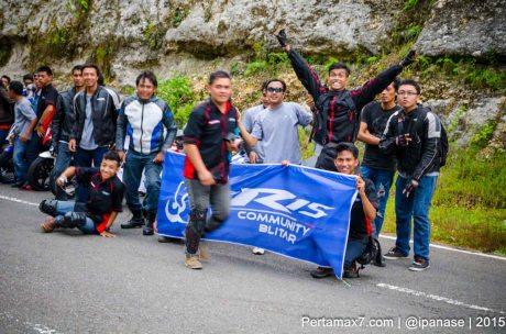Touring Gabungan Yamaha R15 Sejatim dihadiri 200 Motor ke pantai soge Pacitan Pertamax7.com-54