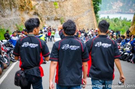 Touring Gabungan Yamaha R15 Sejatim dihadiri 200 Motor ke pantai soge Pacitan Pertamax7.com-58