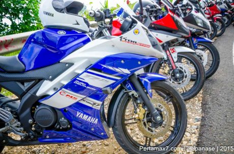 Touring Gabungan Yamaha R15 Sejatim dihadiri 200 Motor ke pantai soge Pacitan Pertamax7.com-83