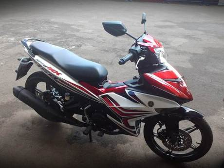Yamaha Jupiter MX 150 007 Pertamax7.com