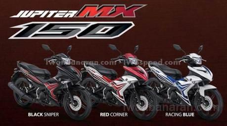 Yamaha-Jupiter-MX-150 terbaru