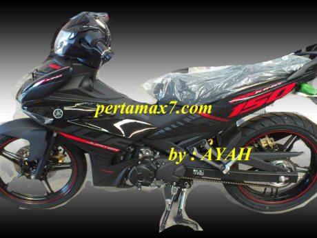 Yamaha jupiter MX KING 150 Indonesia pertamax7.com jos