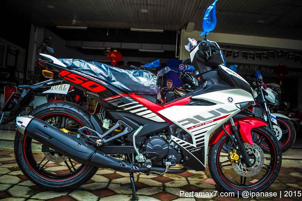 Konsep Modifikasi Yamaha Exciter 150 Yamaha Jupiter Mx