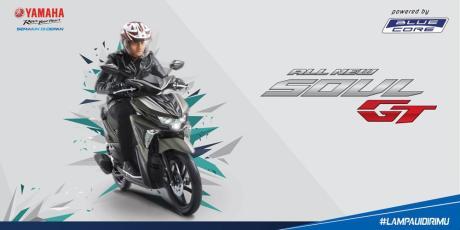 Yamaha Soul GT 125 Blue core resmi Meluncur di Indonesia 002