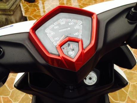 Yamaha Soul GT 125 Blue core resmi Meluncur di Indonesia 004