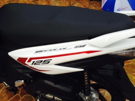 Yamaha Soul GT 125 Blue core resmi Meluncur di Indonesia 005
