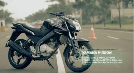 Adu Drag Yamaha Vixion VS Honda CB150R VS Suzuki Satria F VS Yamaha Jupiter MX king 01pamer motor pertamax7.com
