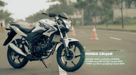 Adu Drag Yamaha Vixion VS Honda CB150R VS Suzuki Satria F VS Yamaha Jupiter MX king 02pamer motor pertamax7.com