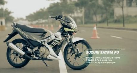 Adu Drag Yamaha Vixion VS Honda CB150R VS Suzuki Satria F VS Yamaha Jupiter MX king 03pamer motor pertamax7.com
