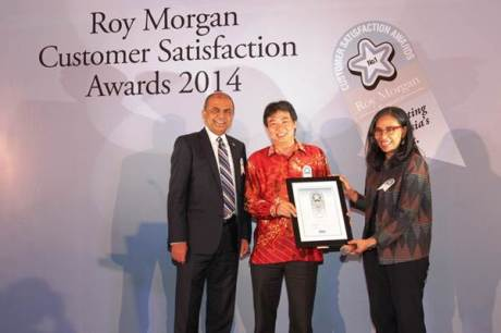 AHM Raih Motorcycle Manufacturer of the Year Indonesia